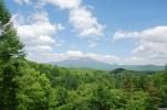 近隣から望む浅間山