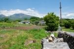 浅間山一望