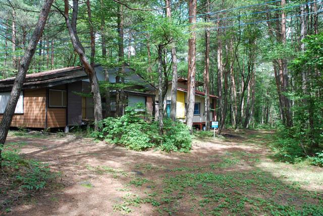 浅間高原台別荘地